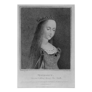 Margaret de Anjou Poster