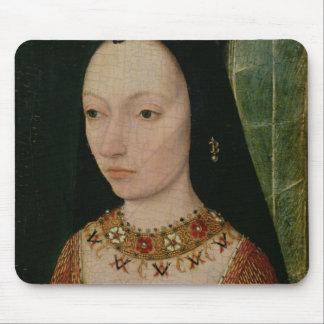 Margaret de la duquesa de York de Borgoña, c.1477 Alfombrilla De Ratón