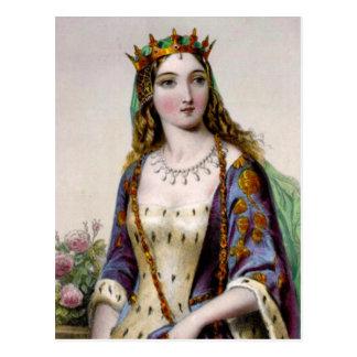 Margaret de la postal de Anjou