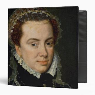 """Margaret de Parma, regente de los Países Bajos Carpeta 1 1/2"""""""