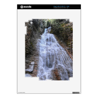 Margaret Falls, BC I Photo Print Decal For The iPad 2