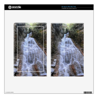 Margaret Falls, BC I Photo Print Decals For Kindle Fire