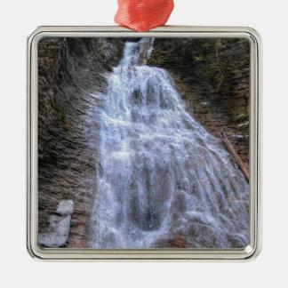 Margaret Falls, BC I Photo Print Metal Ornament