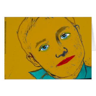 margaret frasers art 010 card