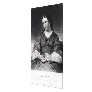 Margaret Fuller Canvas Print