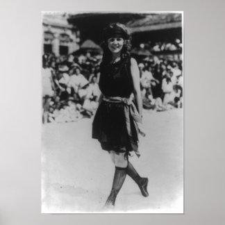 Margaret Gorman, primera SRTA. AMÉRICA Poster