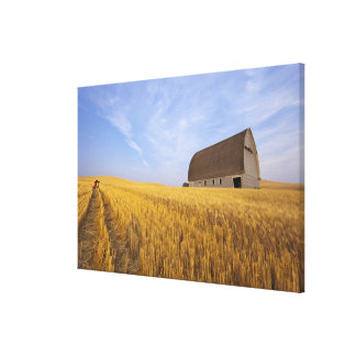 Margaret Horton at 2009 Palouse Photography Canvas Print