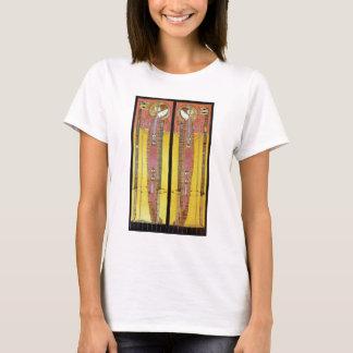 Margaret Macdonald Embroidered Panels T-Shirt