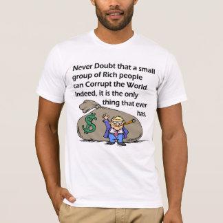 Margaret Mead Misquote T-Shirt