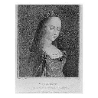 Margaret of Anjou Postcard