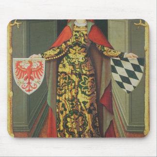 Margaret of Carinthia Mouse Pad