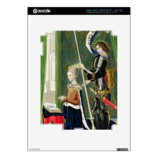 Margaret of Denmark, Queen of Scots (1456-86) afte iPad 3 Skins