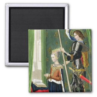 Margaret of Denmark, Queen of Scots (1456-86) afte Magnet