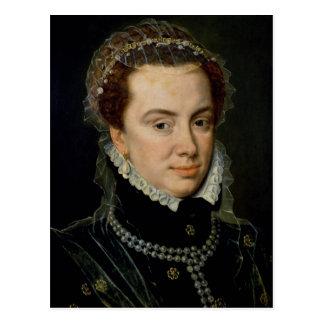 Margaret of Parma , Regent of the Netherlands Postcard