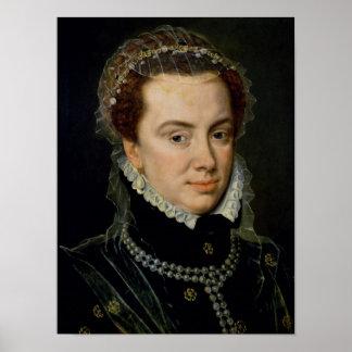 Margaret of Parma , Regent of the Netherlands Poster