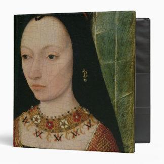 Margaret of York  Duchess of Burgundy, c.1477 3 Ring Binder