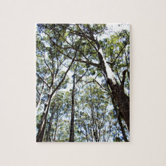 Margaret river Forest Jigsaw Puzzle
