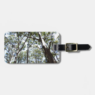 Margaret river Forest Luggage Tag