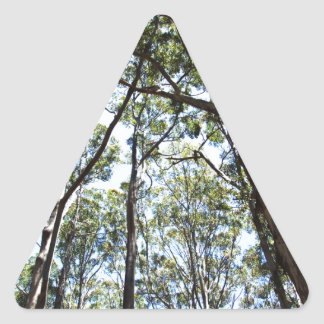 Margaret river Forest Triangle Sticker