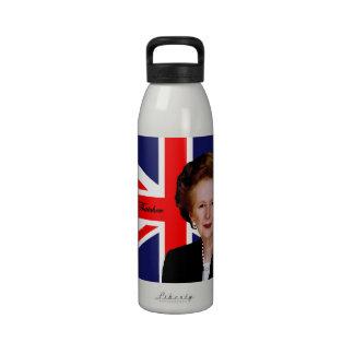 Margaret Thatcher Botellas De Agua Reutilizables