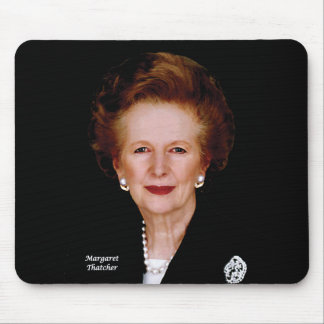 Margaret Thatcher Alfombrilla De Ratones