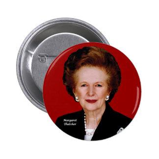 Margaret Thatcher Buttons