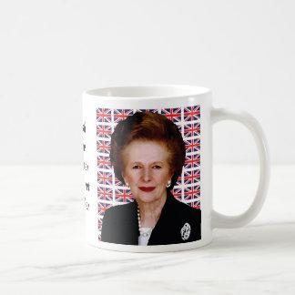 Margaret Thatcher Coffee Mug