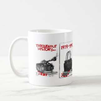 Margaret Thatcher History Mug