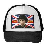 Margaret Thatcher I Love Maggie Trucker Hats