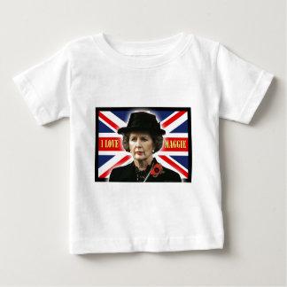 Margaret Thatcher I Love Maggie Shirts