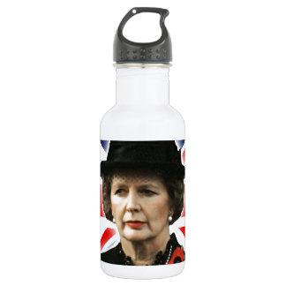 Margaret Thatcher I Love Maggie Water Bottle