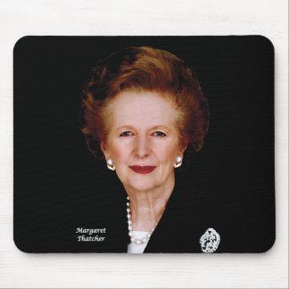 Margaret Thatcher Mouse Pad