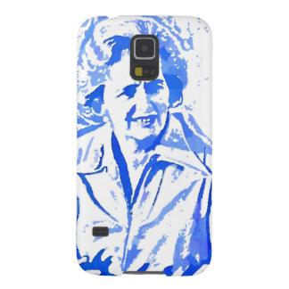 Margaret Thatcher Pop Art Portrait Galaxy S5 Cover