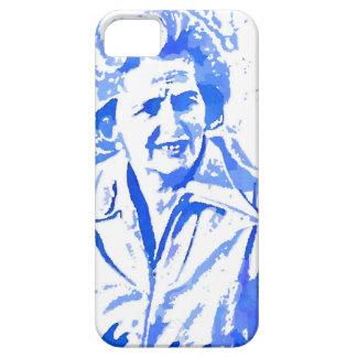 Margaret Thatcher Pop Art Portrait iPhone SE/5/5s Case