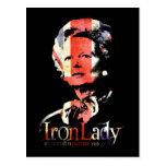 Margaret Thatcher Postales