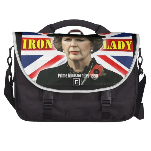 Margaret Thatcher Prime Minister Bag For Laptop