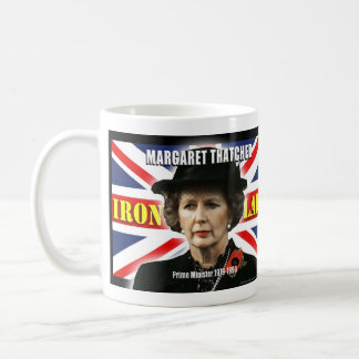 Margaret Thatcher Prime Minister Coffee Mug
