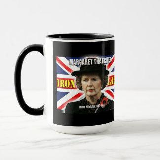 Margaret Thatcher Prime Minister Mug