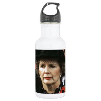Margaret Thatcher Prime Minister Stainless Steel Water Bottle