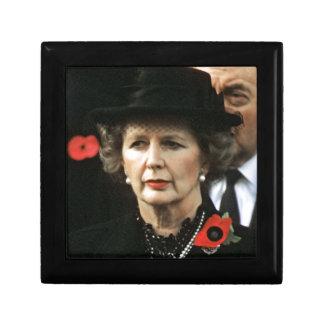 Margaret Thatcher Prime Minister Trinket Boxes