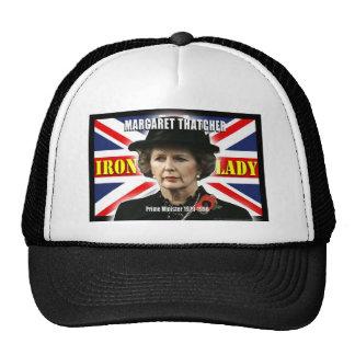 Margaret Thatcher Prime Minister Trucker Hat