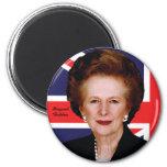 Margaret Thatcher Refrigerator Magnets