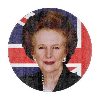 Margaret Thatcher Tabla Para Cortar