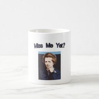 Margaret Thatcher Taza De Café