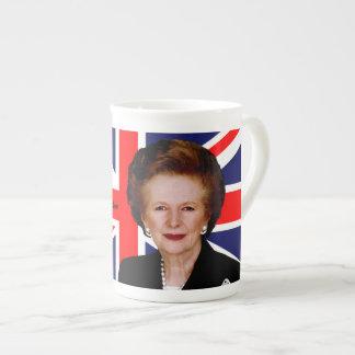 Margaret Thatcher Tea Cup