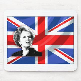 Margaret Thatcher Union Jack Mouse Pads
