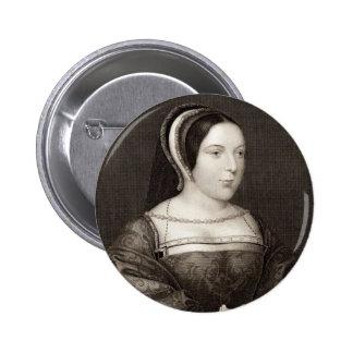 Margaret Tudor 2 Inch Round Button