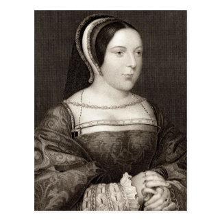 Margaret Tudor Postcard