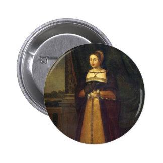 Margaret Tudor, Queen of Scots Button