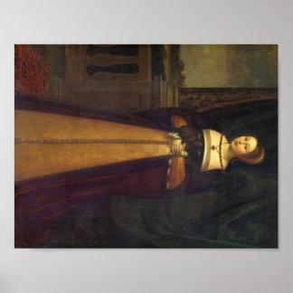 Margaret Tudor, Queen of Scots Poster